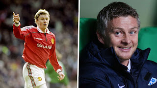 Manchester United announced today that former striker Ole Gunnar Solskjær has been appointed as caretaker manager until the end of the 2018/19 season.
