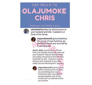 Olajumoke Curses Those Who Advises Her To Return To Her Baby Daddy
