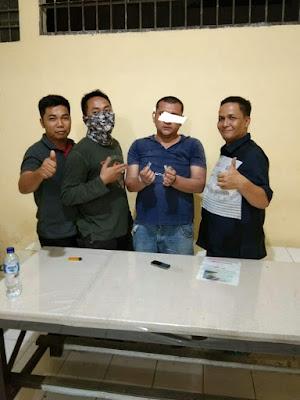 Tomi Berhasil di Amankan Poksekta Kota Pinang Gelar Ops Antik Toba 2018