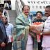 उपराष्ट्रपति नायडू का चेन्नई में हुआ भव्य स्वागत