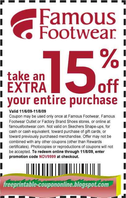 The iconic discount coupon