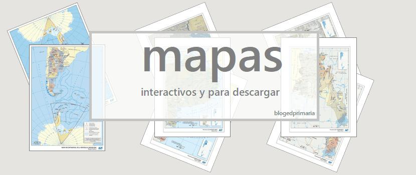 mapas para descargar