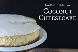 COCONUT CREAM CHEESECAKE RECIPE – GLUTEN FREE