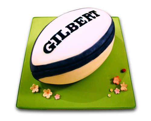 Lydia Bakes Rugby Cakes For The All Blacks Win