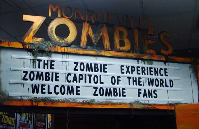 The Monroeville Zombies