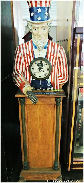 Máquinas Recreativas del Museé Mécanique