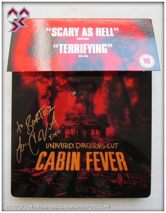 cabin fever 2016 blu ray