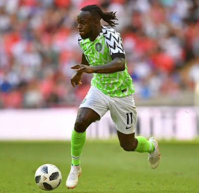 Nigerians blasts Moses for not making Chelsea bench after Super Eagles retirement