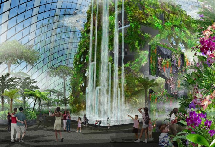 Singapore's 'Gardens by the Bay' by Grant Associates
