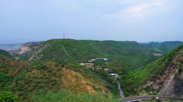 Chulgiri Jain Temple, Jaipur