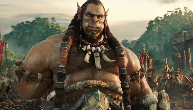 Warcraft film on Blu-ray and DVD Will Include In-Game Blizzard Goodies