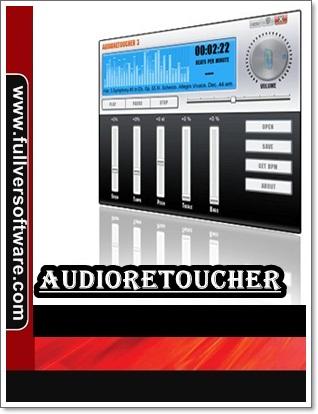 تحميل برنامج AudioRetoucher 2020 برنامج تحسين جودة ملفات mp3 للكمبيوتر مجانى