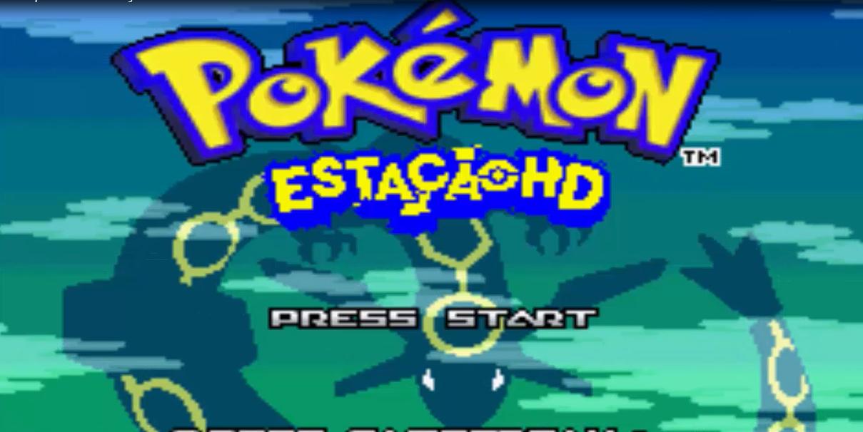 Pokemon Estacao Hd Pokemon Saves