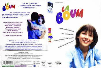 Carátula dvd: La fiesta (1980) (La boum)