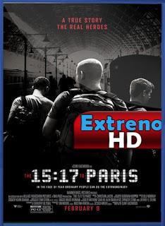 15:17 Tren a París (2018) | DVDRip Latino HD GDrive 1 Link