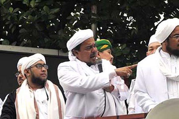 Habib Rizieq: Indonesia Harus Tegas kepada Amerika