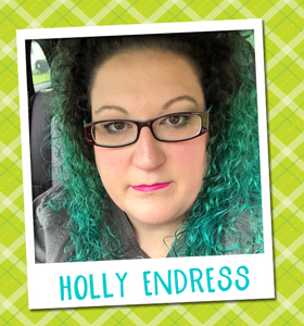 Holly Endress | Design Team Member for  Newton's Nook Designs #newtonsnook