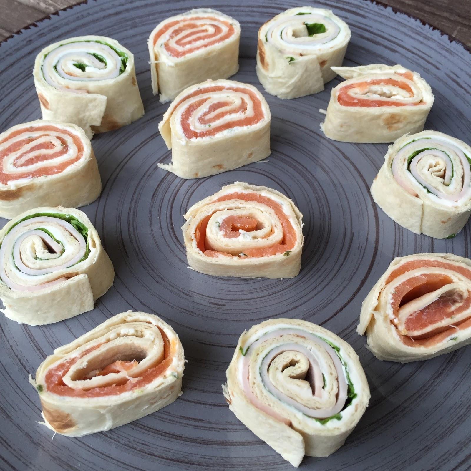Gustativement parlant   Blog Lifestyle : Mini-wraps apéritifs