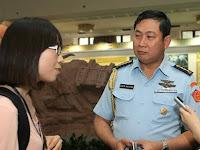 Pria Keturunan Cina Jadi Marsekal TNI AU, Penghuni Facebook Caci Maki Jokowi