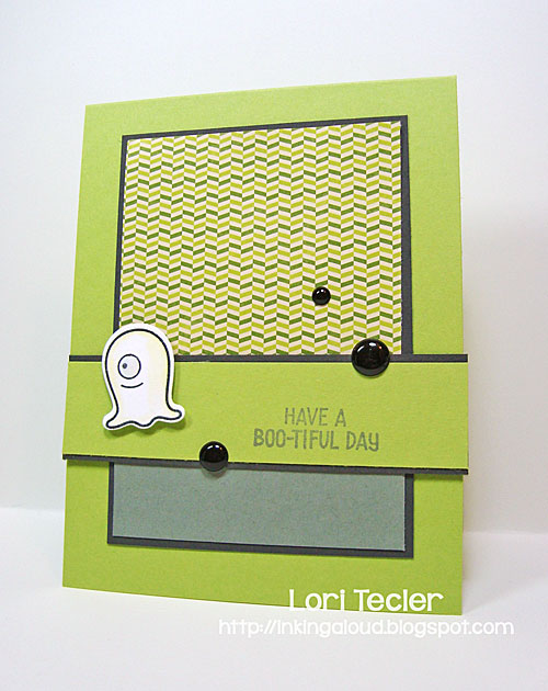 Have a Boo-tiful Day card-designed by Lori Tecler/Inking Aloud-stamps and dies from Lawn Fawn