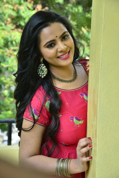 Actress Manasa Latest Photos Gallery