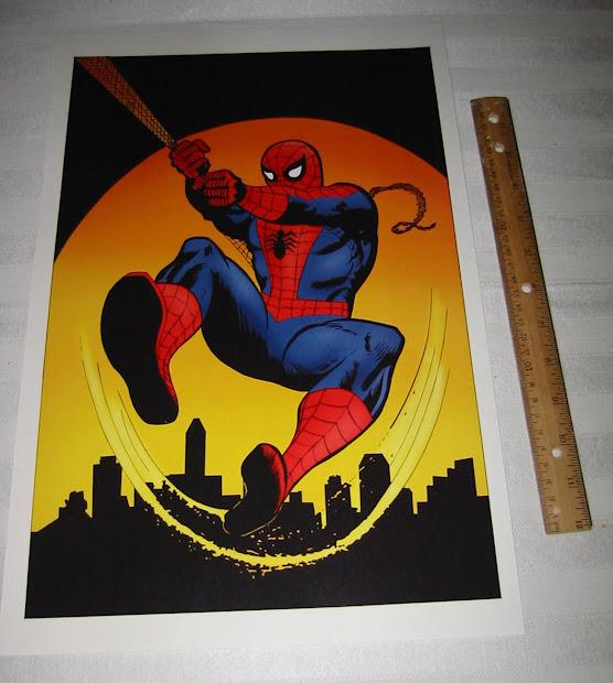 Nerdlinger' Geek Emporium Amazing Spider-man Original