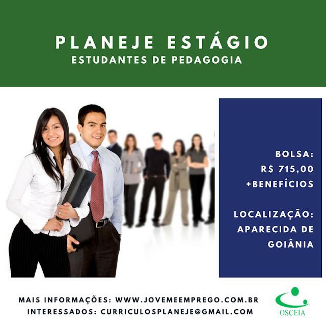 PEDAGOGIA - APARECIDA DE GOIÂNIA