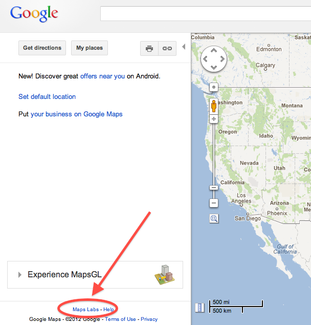 Ratkacher Station Google Maps Measuring Tools Great For Math