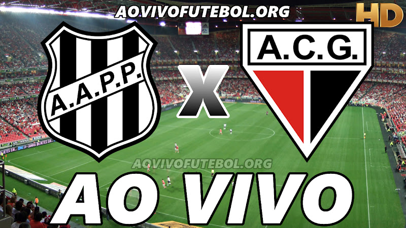 Ponte Preta x Atlético Goianiense Ao Vivo HDTV