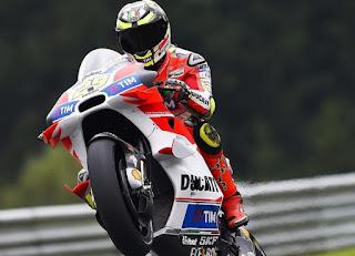 Iannone juara Grand Prix Austria