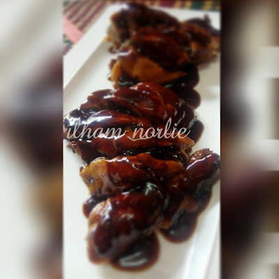 TERIYAKI AYAM HOMEMADE