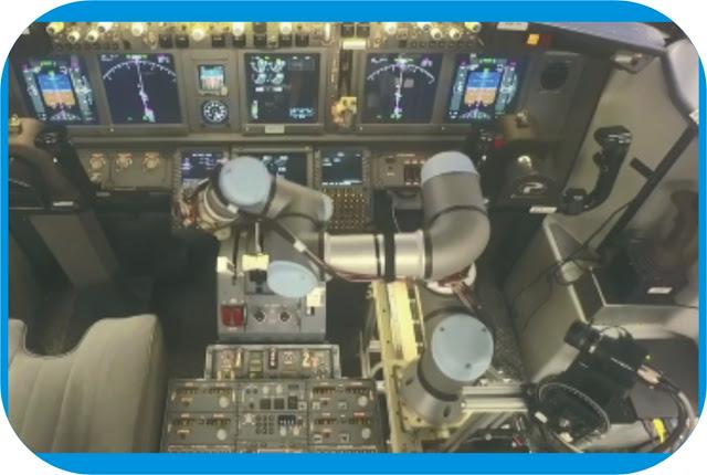 Robotic co-pilot