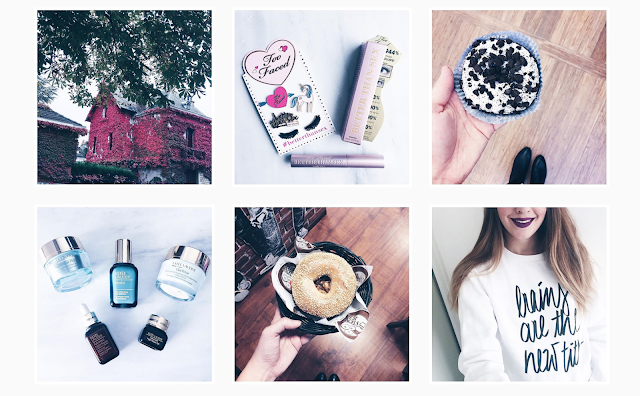 Instagram mon amour