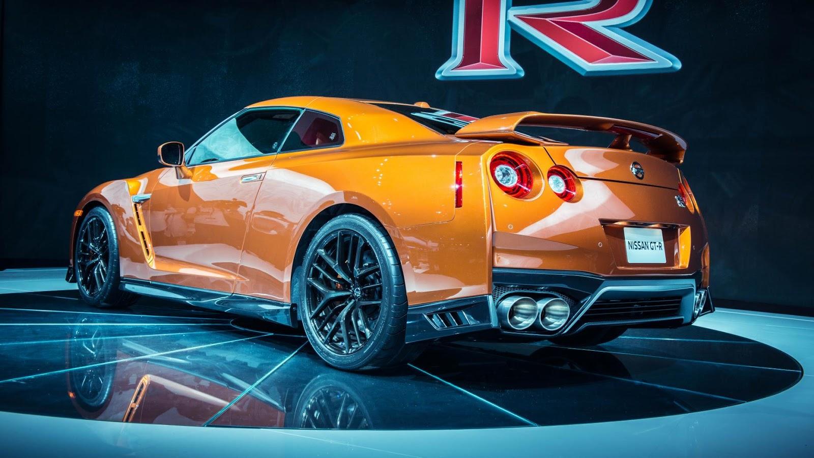 2016 Nissan GT-R R35