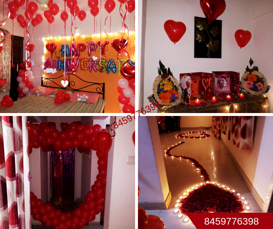 Best Birthday Party Planner Birthday Decorator Romantic Room Decoration For Wedding Anniversary Surprise Party Planner