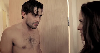 The Stars Come Out To Play: Christian Cooke - Shirtless in