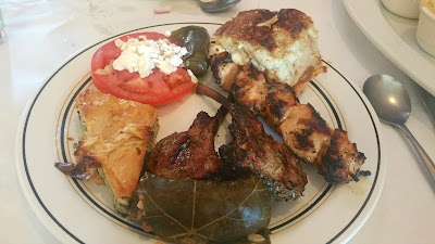 Yianni's - For Greek, Head to Carmichael