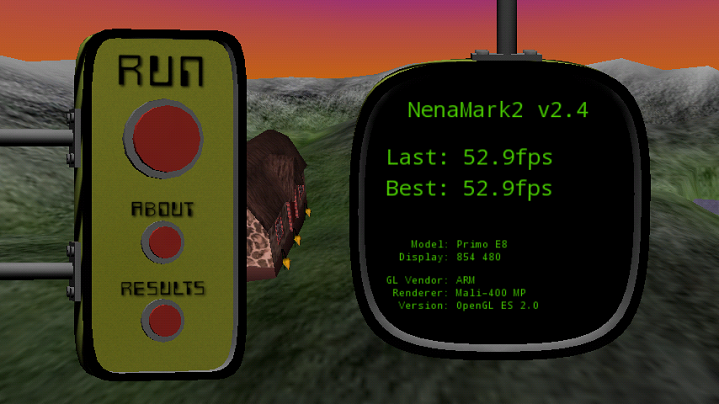 Primo E8 hands-on review Nenamark Score