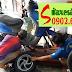 Cứu hộ xe máy, Sửa xe máy tận nơi tại quận Tân Phú