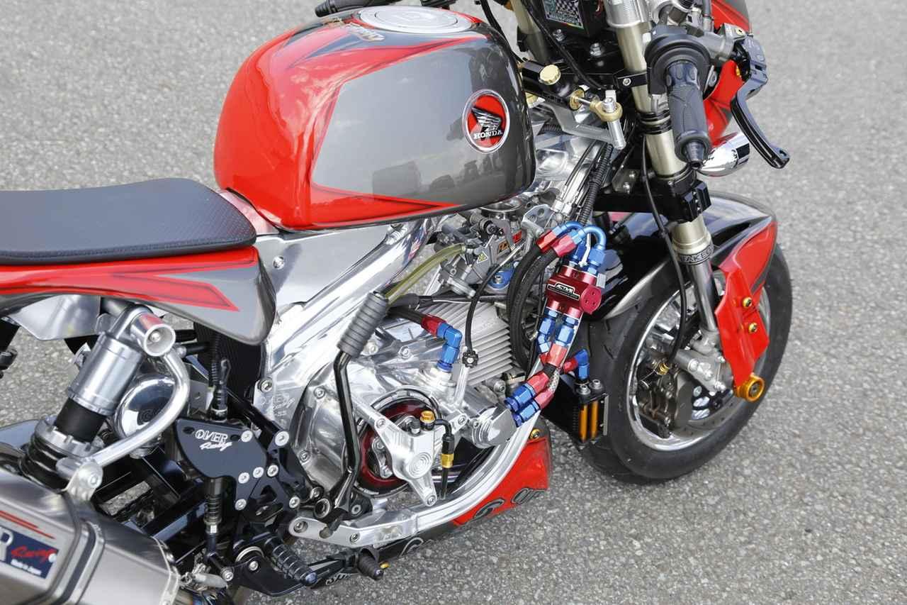 Download Ide 69 Modif Motor Jadi Honda Monkey Terlengkap Pojok