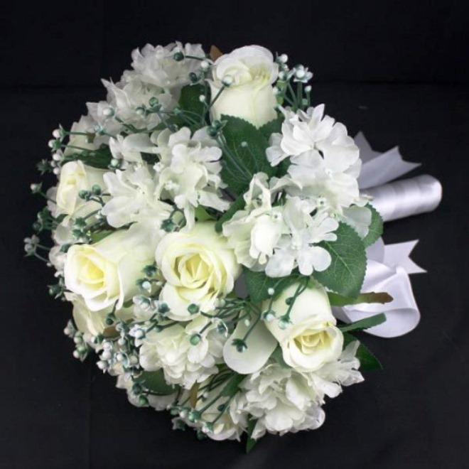 Buket Bunga Pengantin_Bunga Pernikahan Cantik Dan Indah 201703