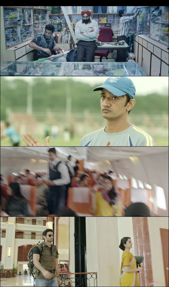 Ms Dhoni The Untold Story 2016 Hindi Full Movie Download 480p BluRay 500mb