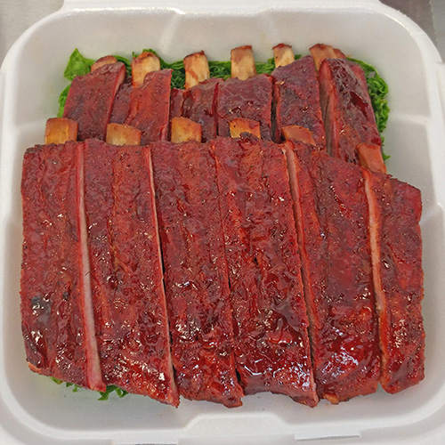 BBQ ribs Tony Stone BBQ Cook-off Cookeville, TN #bbq #bbqcompetition