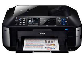 Canon PIXMA MX880 Driver Download