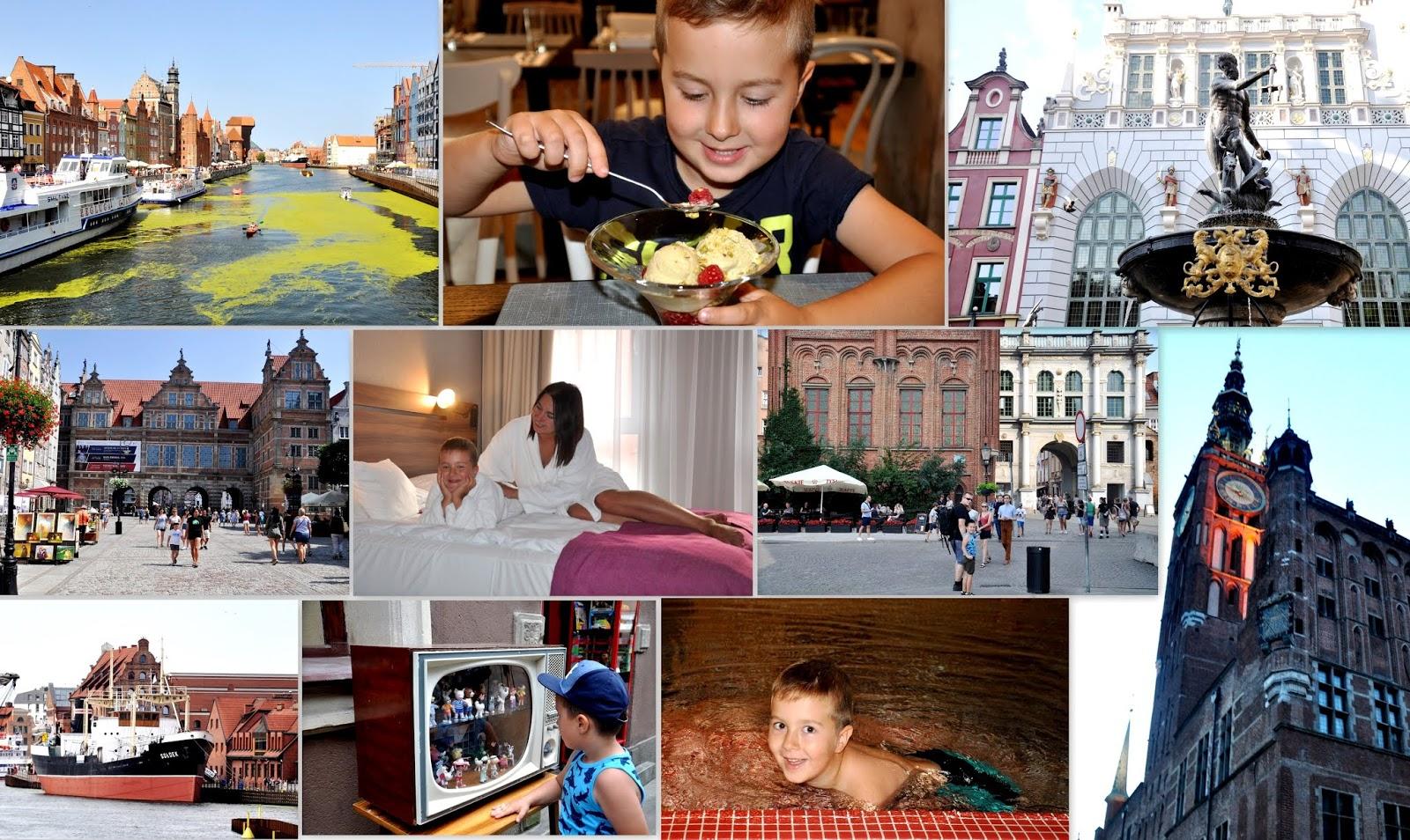 Gdańsk z dzieckiem - co trzeba zobaczyć i gdzie warto się zatrzymać!