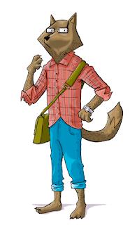 Hola soy Danilo Jara y esto es Lobo con Lentes