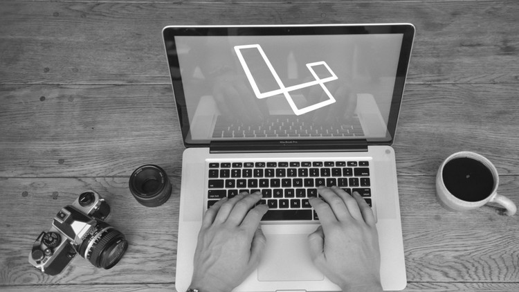 Learn Laravel5 Framework by building a professional Website - Udemy course