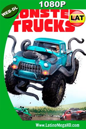 Monster Trucks (2017) Latino HD WEB-DL 1080P ()