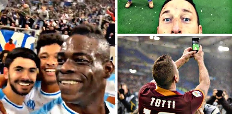 Balotelli in Francia: gol e selfie storia su Instagram, video virale.