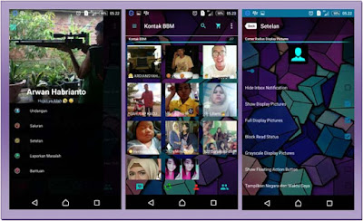 BBM Transparan Based 2.13.0.26 By Tri Laksono LS